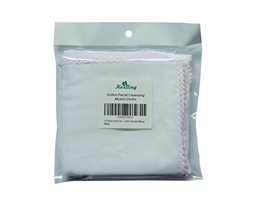 karlling-10-cotton-facial-cleansing-muslin-cloths-remove-makeup