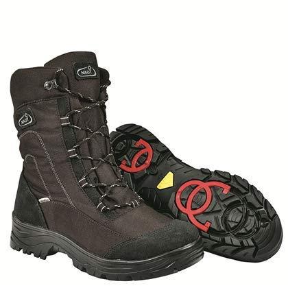 NAOT Footwear Men's Stratton Winter Boot Black - 44 M EU / 11-11.5 B (M) ()