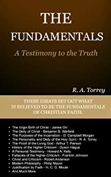 THE FUNDAMENTALS - A Testimony to the Truth - Kindle edition by ...