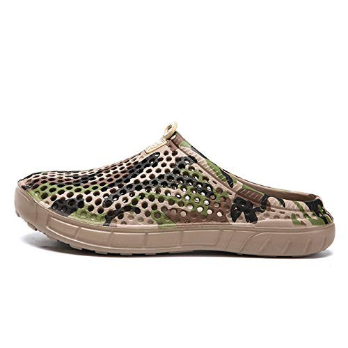 Green YY Margay Mules 161 Brownish Femme q8wOXT