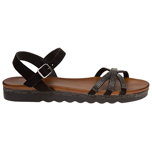 Sole Sandals Antonia Black Black Sole Sandals Sole Black Antonia Antonia Sandals Black qx74RRYaw
