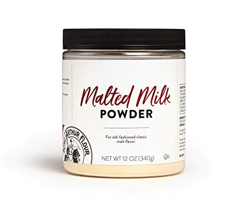 King Arthur Flour Malted Milk Powder, 12 oz
