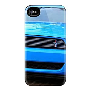 Premium Iphone 6plus Cases - Protective Skin - High Quality For Ford Mustang V6 2011