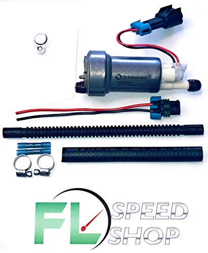 Walbro Hellcat 525 LPH With UPGRADED Install Kit E85 Universal Fuel Pump F90000285 525lph