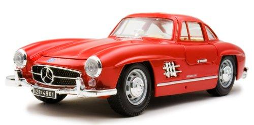 1/18 メルセデスベンツ 300SL 1954(レッド)