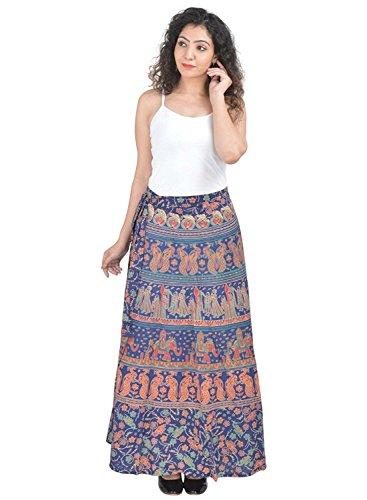 Cotton Skirt Women's Indian Export Handicrfats T0YnqZv