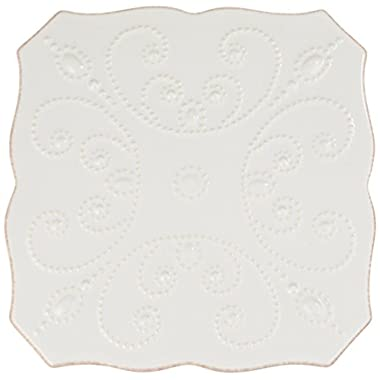 Lenox French Perle Trivet, White