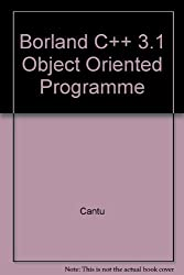 Borland C++ 3.1 Object Oriented Programme