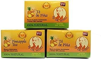 Te De Pi–Xa Del Dr. Ming (3-pack / 30 bags each pack) by Dr. Ming ...