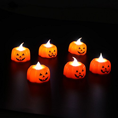 BESTOYARD Carnival Pumpkin Shape Lights 3D Pumpkin String