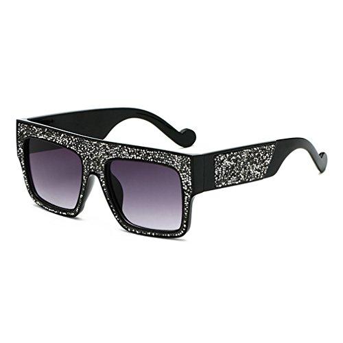 Las Marco Unisex Lujo Moda De Rhinestones Sol Grande Nuevo Mujeres Cool Gafas Tamaño Gafas De De Tide Señoras Gran C3 Hombres De z4a5qwOxw