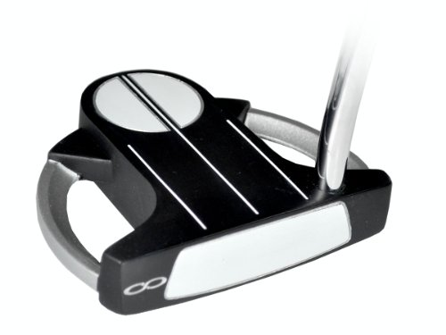 Affinity Men's Loop .001 Belly Putter (Black, Right Hand, 43-Inch)