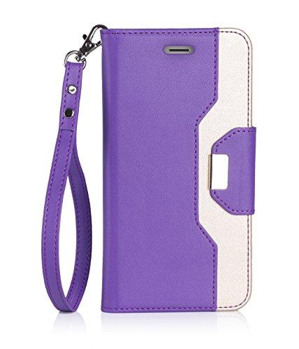 iPhone Wallet ProCase Stylish Purple