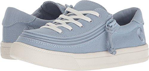 BILLY Footwear Kids Unisex Classic Lace Low (Toddler/Little Kid/Big Kid) Light Blue 3 M US Little Kid