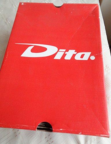 Dita Eliminator rojo formación de correr para hombre zapatos tamaño UK 12