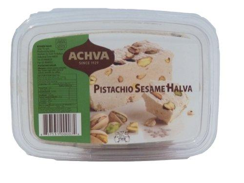 Achva Halva mit Pistazien 454g - 1er Packung