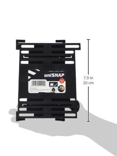 Hebie Bootbag Adapter, schwarz