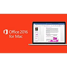 Microsoft Office 2016 for Mac [Mac Download]