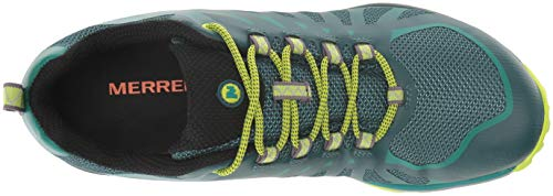 Rise Jungle Hiking Jungle Edge Low Boots Women's Q2 Green Merrell Siren qwXzXP