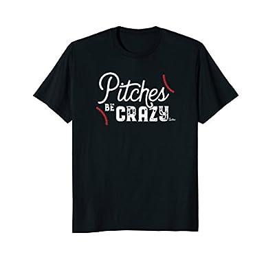 Funny Baseball Pitch Shirt