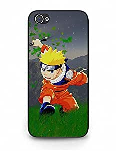 Husna Salsabil Kouri's Shop Christmas Gifts 7901745M181258775 Iphone 5 Case, Quotes Naruto Logo Series Ultra Hybrid Hard Plastic Case for Iphone 5S