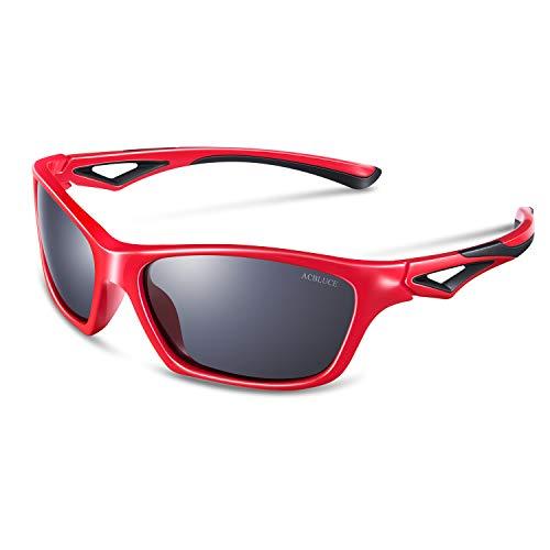 Junior Sport Swiss - Sport Polarized Sunglasses for Kids Boys Girls Toddler Youth UV Protection Glasses