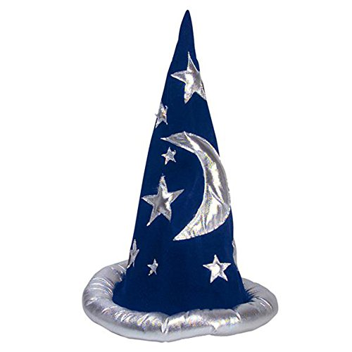 Wizard Cape - Adult Wizard Hat Standard