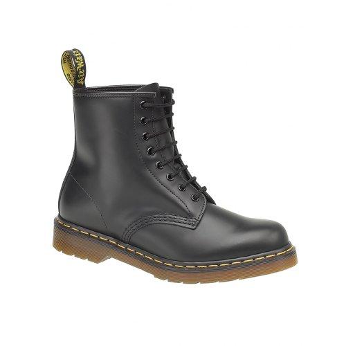 Chaussures Doc Martens - 1460 Noir (Noir Black Greasy)