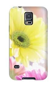 New Style ZippyDoritEduard Flower S Premium Tpu Cover Case For Galaxy S5