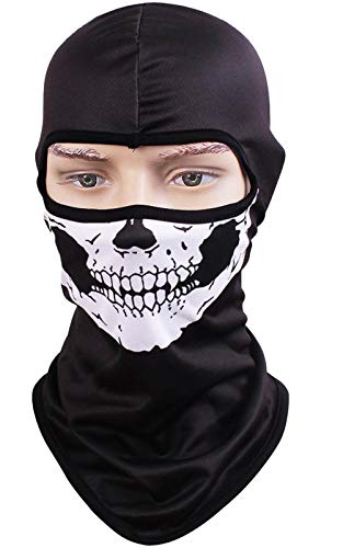 Kingree Balaclava Motorcycle Quick Dry Skull Mask product image