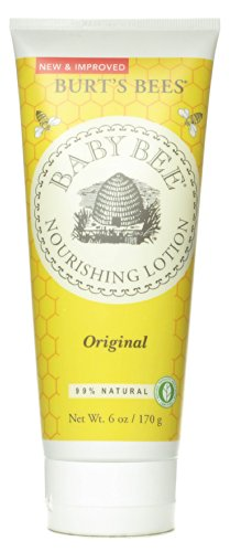 Burt's Bees Baby Nourishing Lotion, Original, 6 Ounces