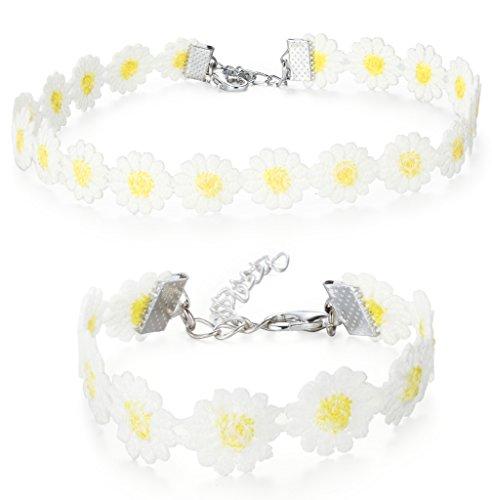 Besteel Vintage Necklace Bracelet Elegant