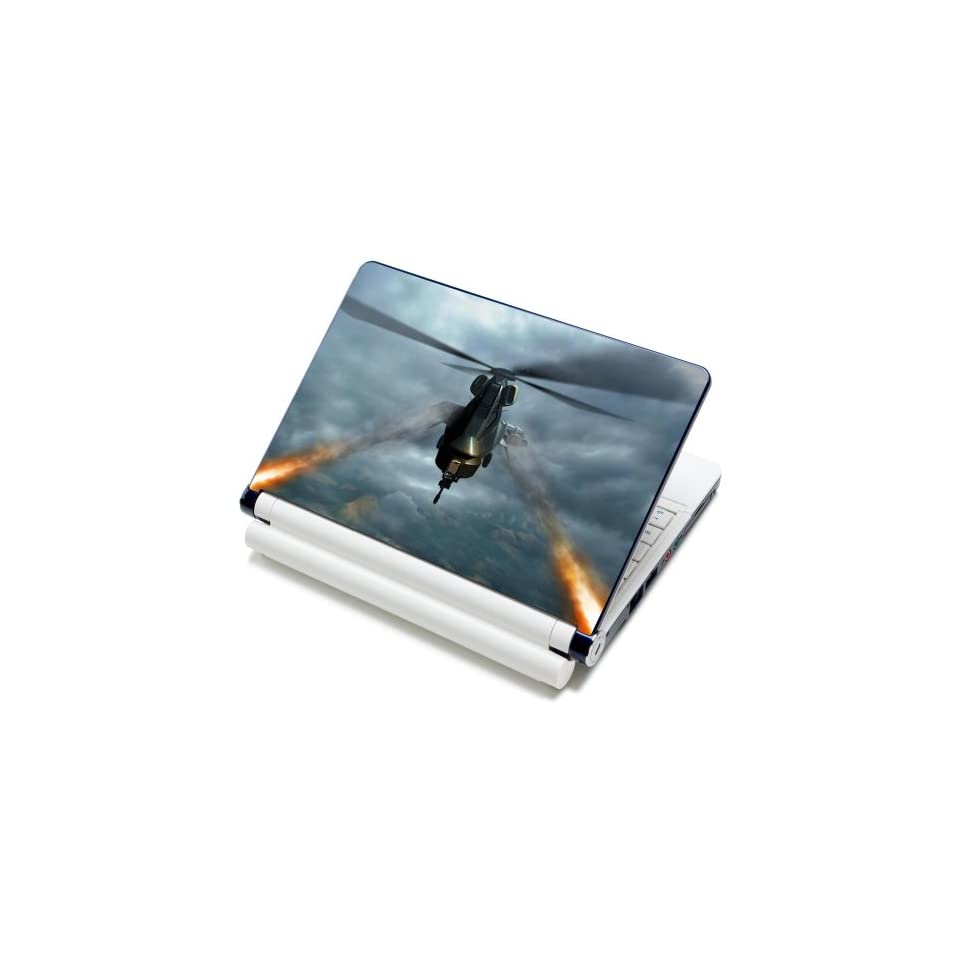 17 17.3 inch Laptop Notebook Skin Sticker Cover Art Decal Fits Laptop Size of 16.5 17 18.4 19 HP Dell Lenovo Asus Compaq Asus Acer Computers (Free Wrist Pad)
