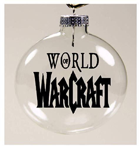 Jenuine Crafts World of Warcraft Wow Video Game Christmas Ornament (Wow Christmas Ornaments)