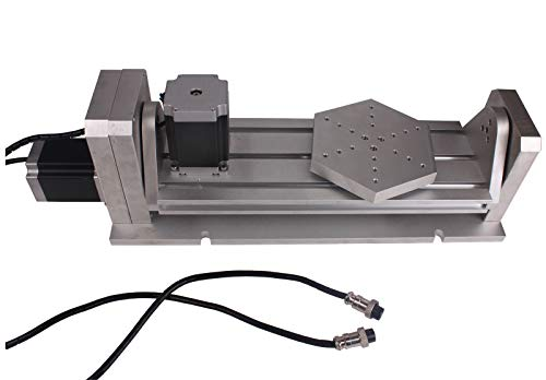 H Type A Axis B Axis CNC Router HY 4th&5th Rotary Table Rotational Axis For CNC Engraver Milling Machine (4th And 5th Axis Cnc Rotary Table)
