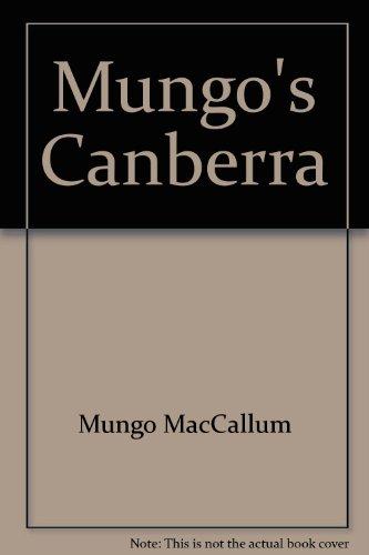 Mungo's Canberra