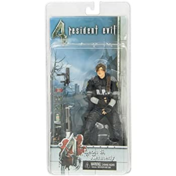 This item NECA Resident Evil 4 SDCC Convention Exclusive Action Figure Leon S. Kennedy [RCPD]