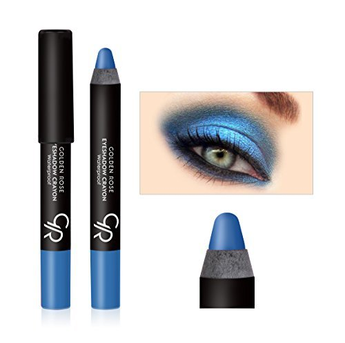Golden Rose Waterproof Eyeshadow Crayon - 06