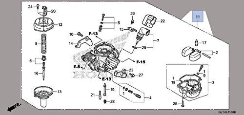 Honda 16100-Get-A21 Carburetor