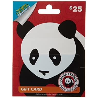 Panda Express Gift Card $25