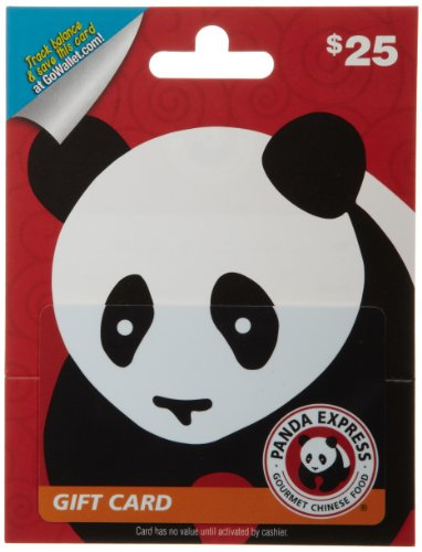 Panda Express Gift Card $25 (Best Burger Recipe In The World)