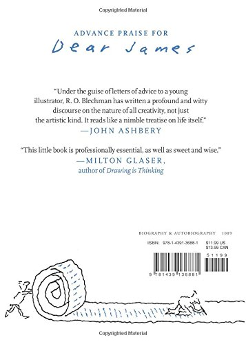 Dear James Letters To A Young Illustrator R O Blechman
