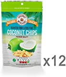 Coconut Merchant Coconut Chip Snacks x12