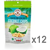 Coconut Merchant Coconut Chip Snacks x12