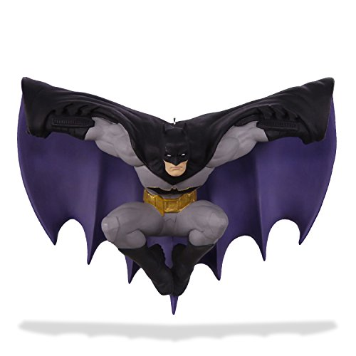 Hallmark Keepsake Christmas Ornament 2018 Year Dated, DC Comics Batman: Rebirth