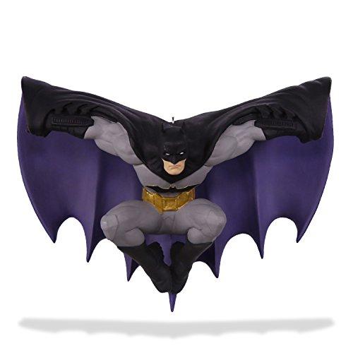 Hallmark Keepsake Christmas Ornament 2018 Year Dated, DC Comics Batman: Rebirth ()