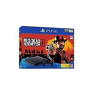 Comprar PlayStation 4 - Consola de 1 TB + Red Dead Redemption II
