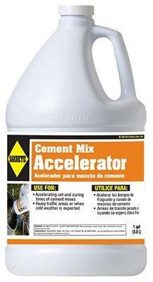 SAKRETE OF NORTH AMERICA 65055001 Gallon Cement Accelerator