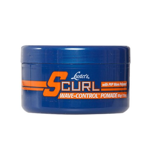 Wave Control Pomade - Luster's S-Curl Wave Control Pomade 3 oz