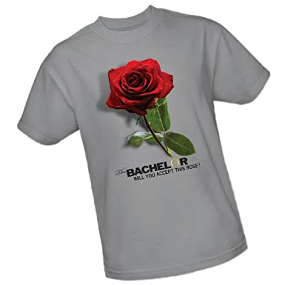 """""""Will You Accept This Rose?"""" -- The Bachelor Adult T-Shirt"""
